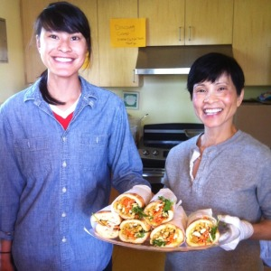 owners of Bicycle Banh Mi