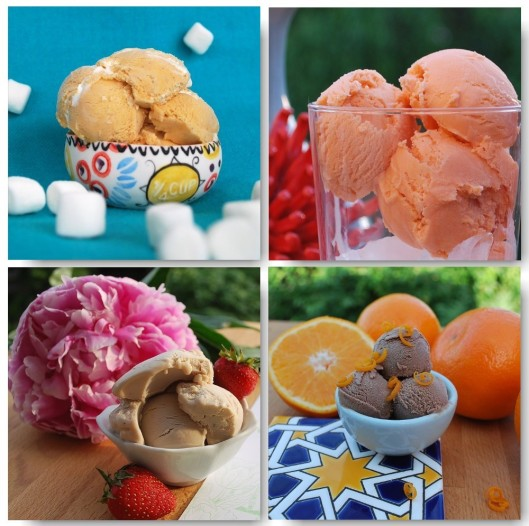 Inspired flavors: sweet potato pie, Thai iced tea, chocolate orange and strawberry black tea