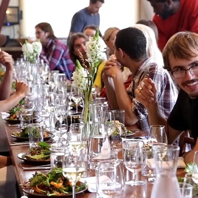Nopalize lunch, an event formerly only for Nopa employees and purveyors is open to the public. Meet farmers, winemakers, and local food lovers.